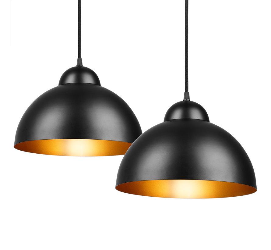 Deuba Hanglamp  Set van 2