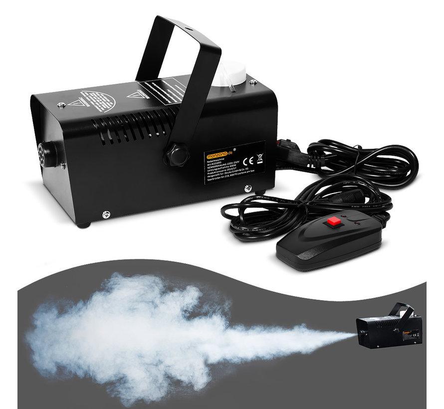 Deuba Rookmachine met afstandsbediening