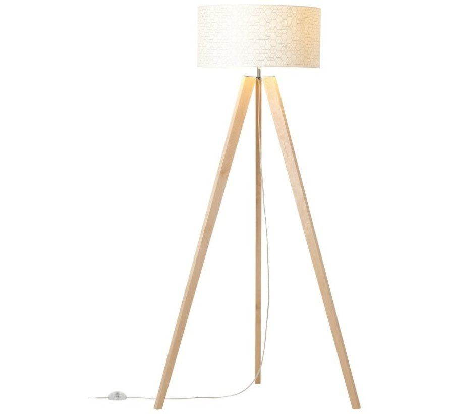 Brilliant Home24 Staande lamp Galance I,