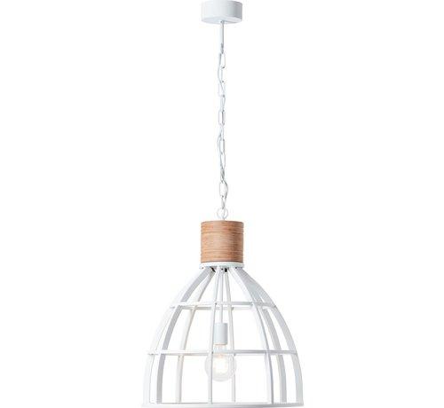 Brilliant Brilliant Hanglamp Matrix XL wit
