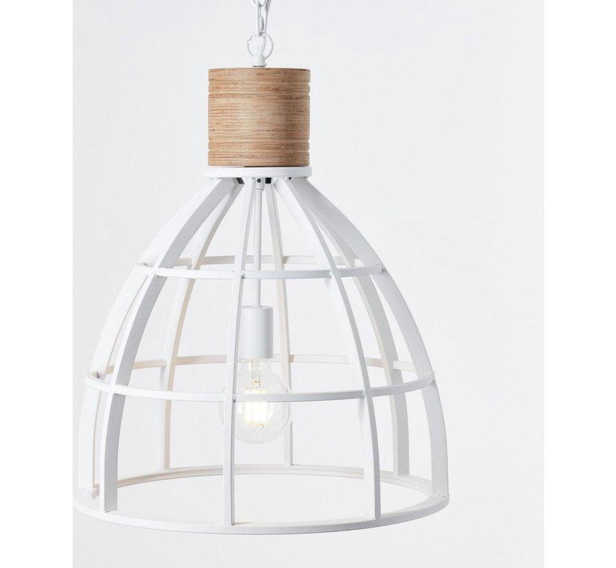 Brilliant Hanglamp Matrix XL wit