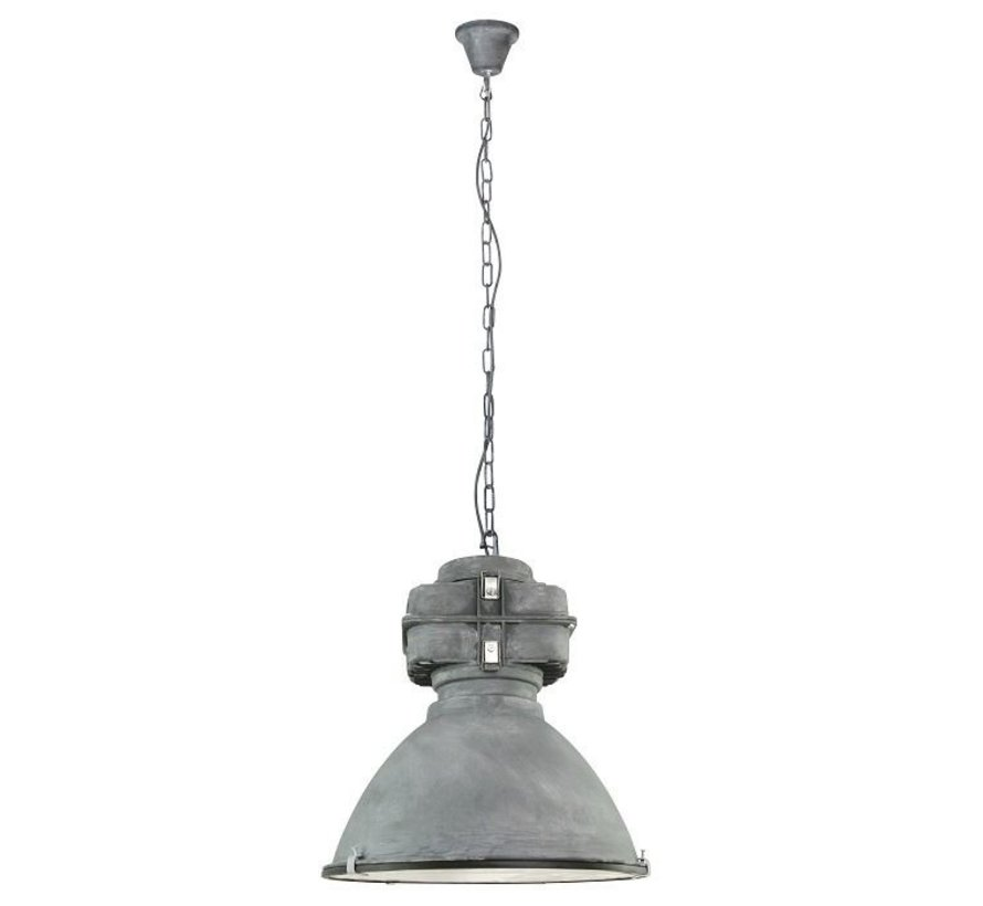 Brilliant ANOUK Hanglamp E27 Grijs