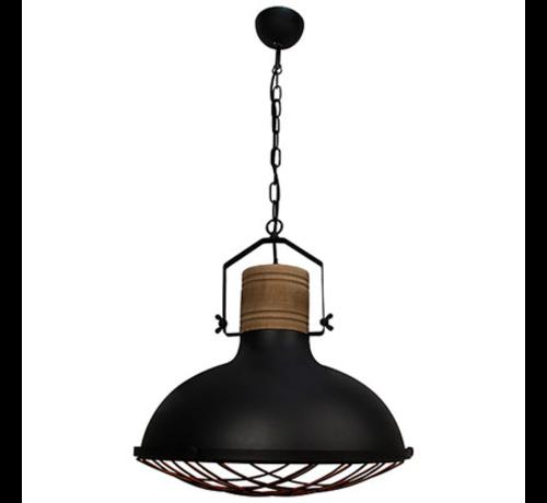 Brilliant Brilliant EMMA Hanglamp E27 Zwart