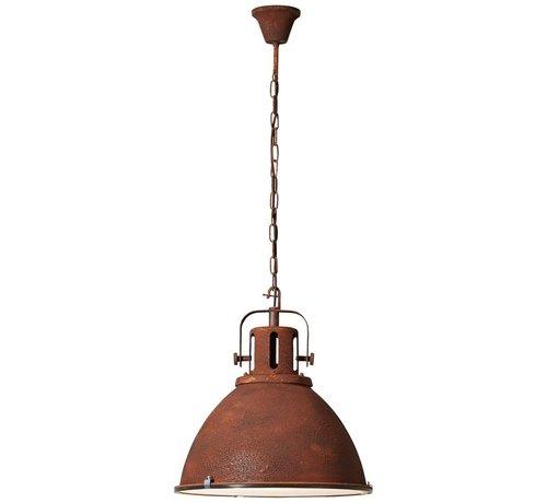 Brilliant Brilliant JESPER Hanglamp E27 Roest