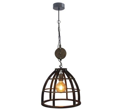 Brilliant Brilliant MATRIX 2 Hanglamp E27 Zwart