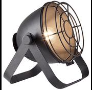 Brilliant Brilliant BO Tafellamp E27 Zwart