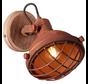 Brilliant MILA Wandlamp E14 Roest
