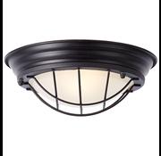 Brilliant Brilliant TYPHOON Plafondlamp E27 Zwart