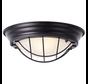 Brilliant TYPHOON Plafondlamp E27 Zwart