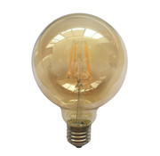 Brilliant Brilliant Deco Bulb Retro Lichtbron - Amber 6W