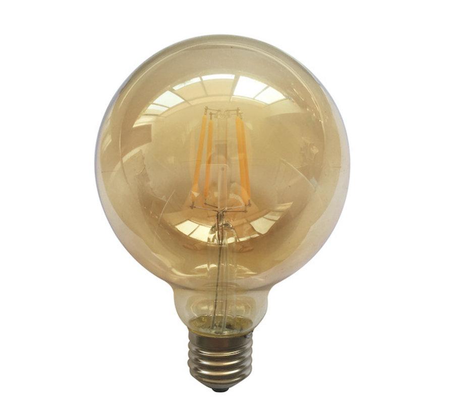 Brilliant Deco Bulb Retro Lichtbron - Amber 6W