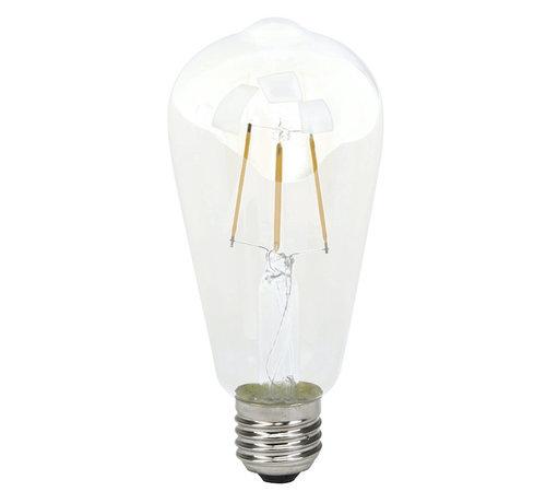 Brilliant Brilliant Deco Bulb Retro Lichtbron - Amber 4W