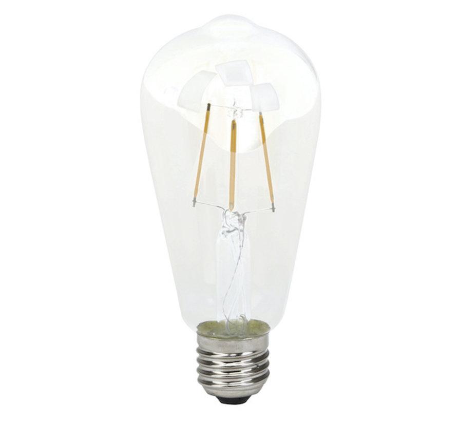 Brilliant Deco Bulb Retro Lichtbron - Amber 4W