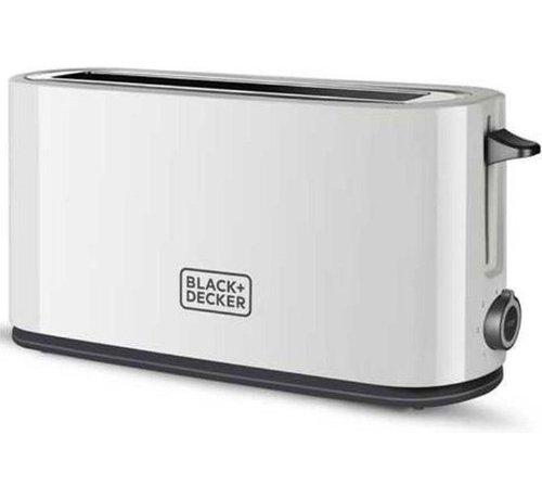 Black+Decker BLACK+DECKER Broodrooster BXTO1001E - Brede Opening - 7 Bruinings-Instellingen - 1000 Watt