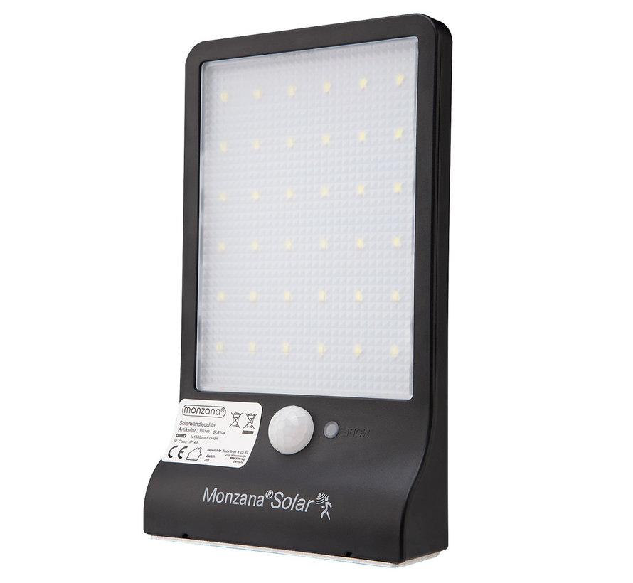 Deuba Zonne-wandlamp met bewegingsmelder 36 LED's