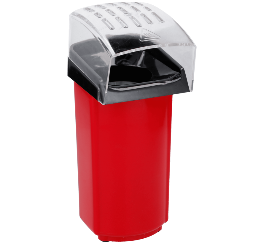 Elektrische Popcorn Maker - werkt op hetelucht - popcorn in 4 minuten