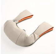 Cenocco Beauty Cenocco Beauty CC-9042- Intensieve massager van de nek schouders armen en lichaam Beige/Orange