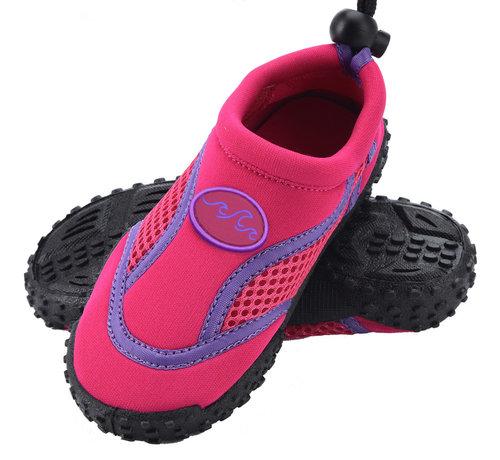 Deuba Deuba Zwemschoenen/Waterschoenen Kinderen Maat 34 Roze/Paars