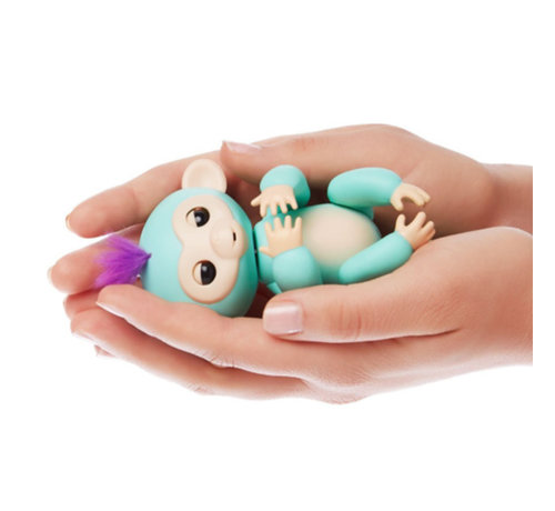 Cenocco Cenocco Happy Monkey Turkoois