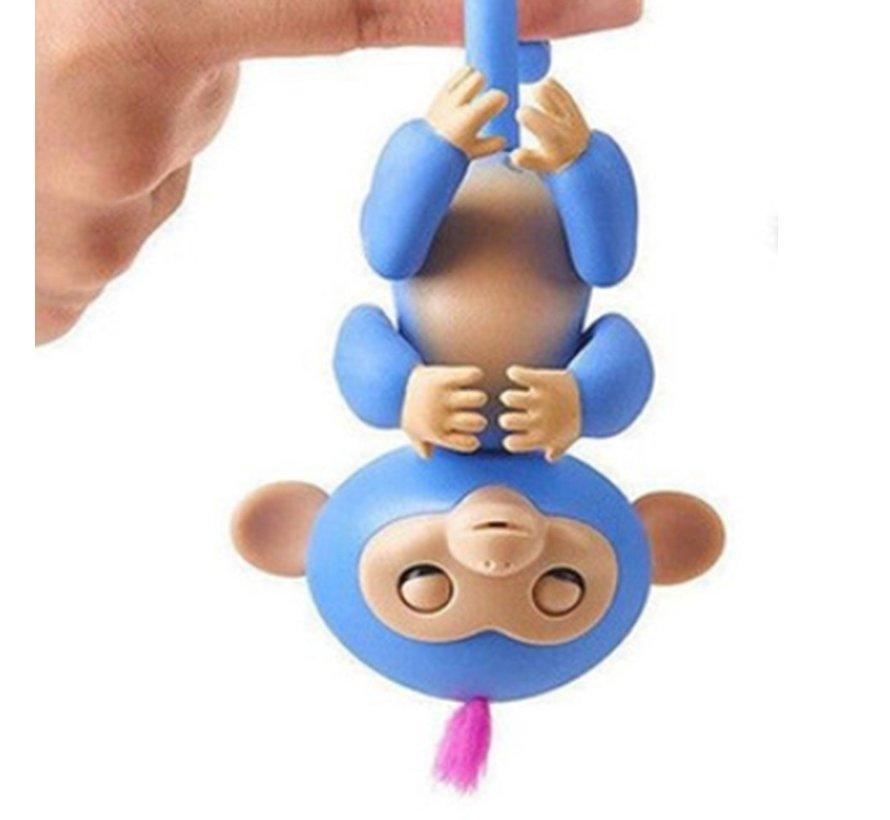 Cenocco Happy Monkey Blauw