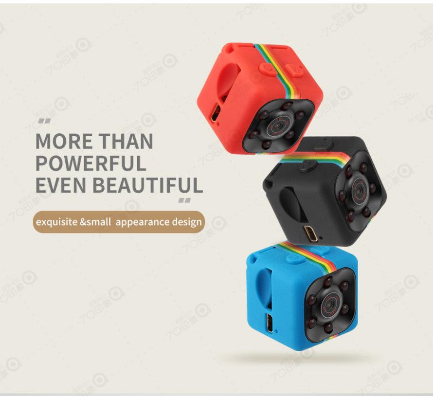 Cenocco CC-9047- Mini-camera HD1080P Rood