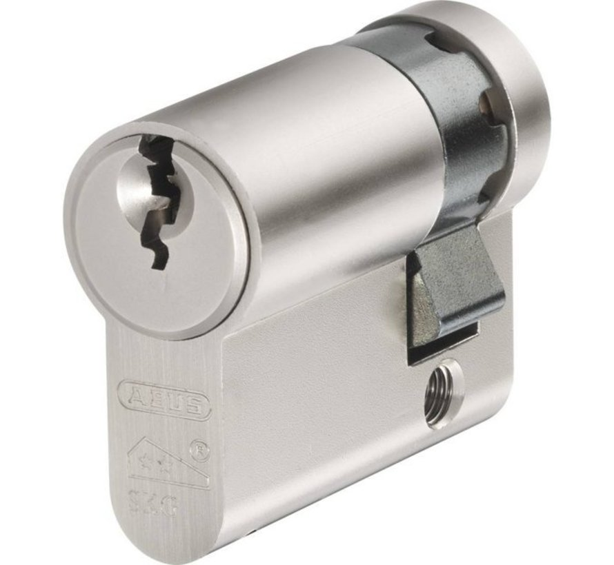 Abus halve cilinder E60NP 10/35