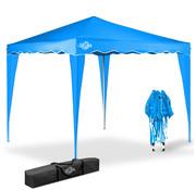 Deuba Deuba Vouwpaviljoen. party tent  Capri - Popup lichtblauw 3x3m