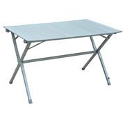 Outsunny Outsunny Campingtafel opvouwbare koffertafel in hoogte verstelbaar 45 x 28 x 28 Inch