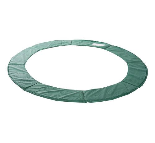 HOMCOM HOMCOM Trampoline randafdekking groen omvang 305 cm