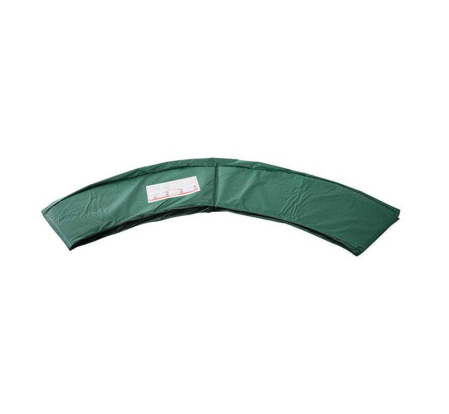 HOMCOM Trampoline randafdekking groen omvang 305 cm