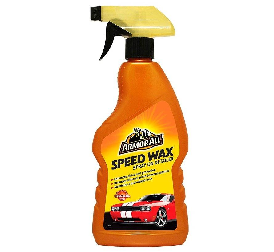 Armor All autowas Speed Wax 500 ml