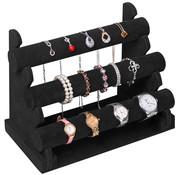 Deuba Deuba Sieradenstandaard, zwart voor armbanden en horloges