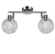 Monzana Monzana Plafondlamp Calla 2-lichtbollen