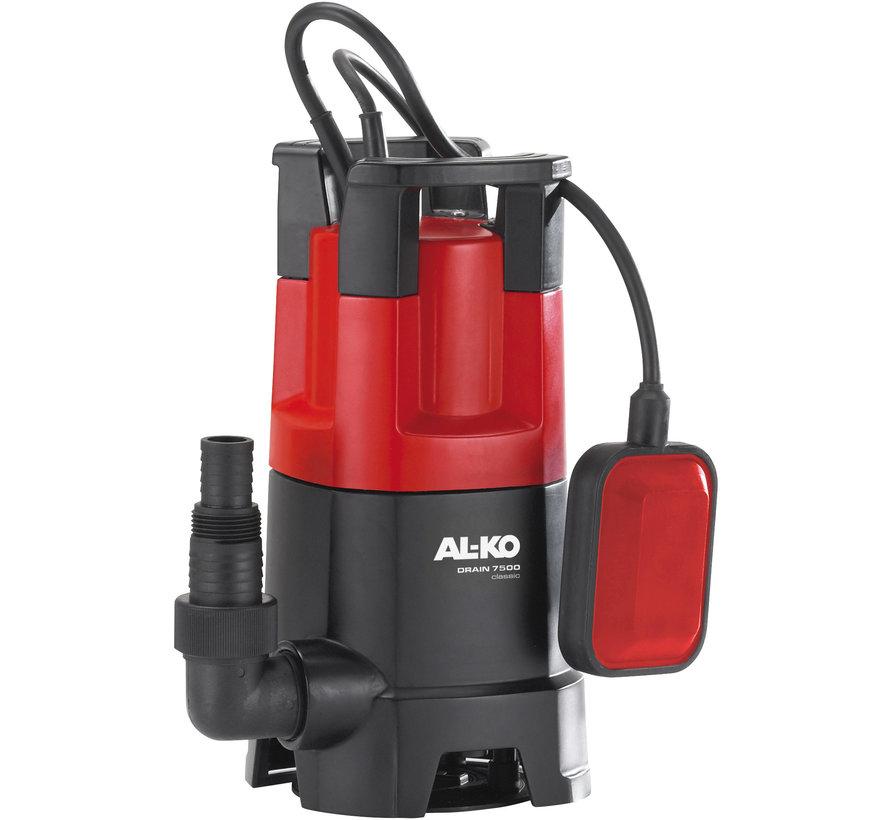 AL-KO Dompelpomp 112 822 - drain 7500