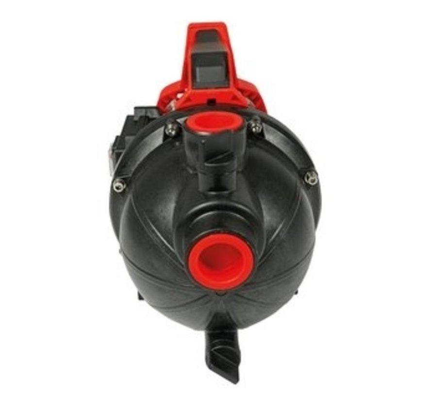 Grizzly Tuinpomp GP2736K 600W - 2700 l/u - Waterpomp