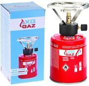 XQGaz XQGaz 1 Pits Camping Gaskooktoestel - Met navul 450 gram
