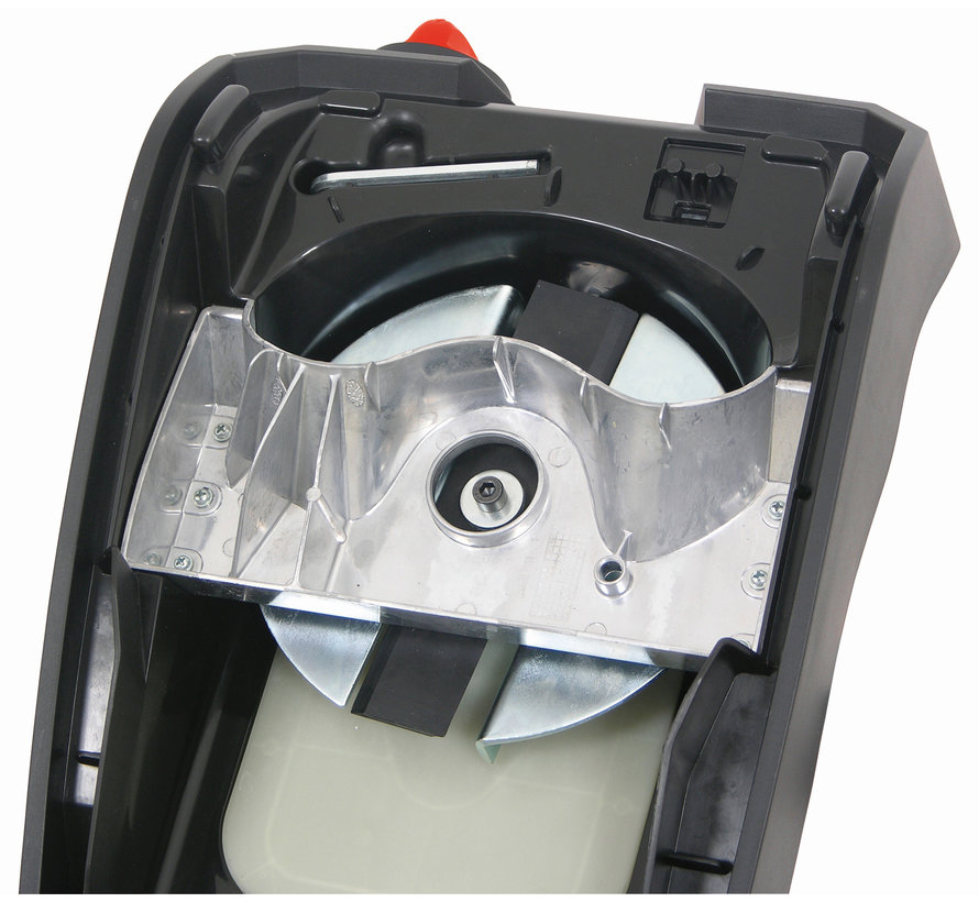 Grizzly Elektrische hakselaar - 2400W - 4 cm snijdikte - 60L