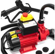 Deuba Deuba Dieselpomp Oliepomp - 600W - 2400L/u - incl. accessoires