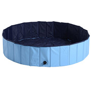 Paws Paws Hondenzwembad blauw 140cm