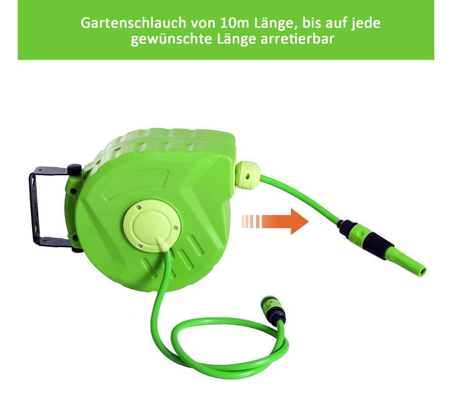 Durhand Wandslangenbox groen 33 x 16 x 28,5cm