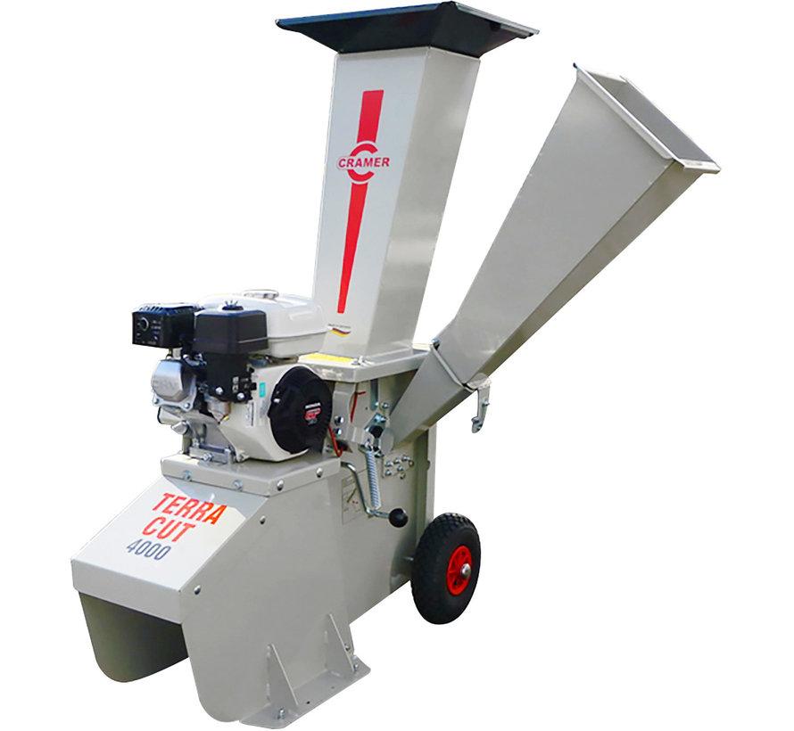 Cramer Versnipperraar /hakselaar motor 3.6 KW