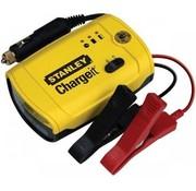 Stanley Stanley Acculader 6-12 Volt 5 Ampère Geel