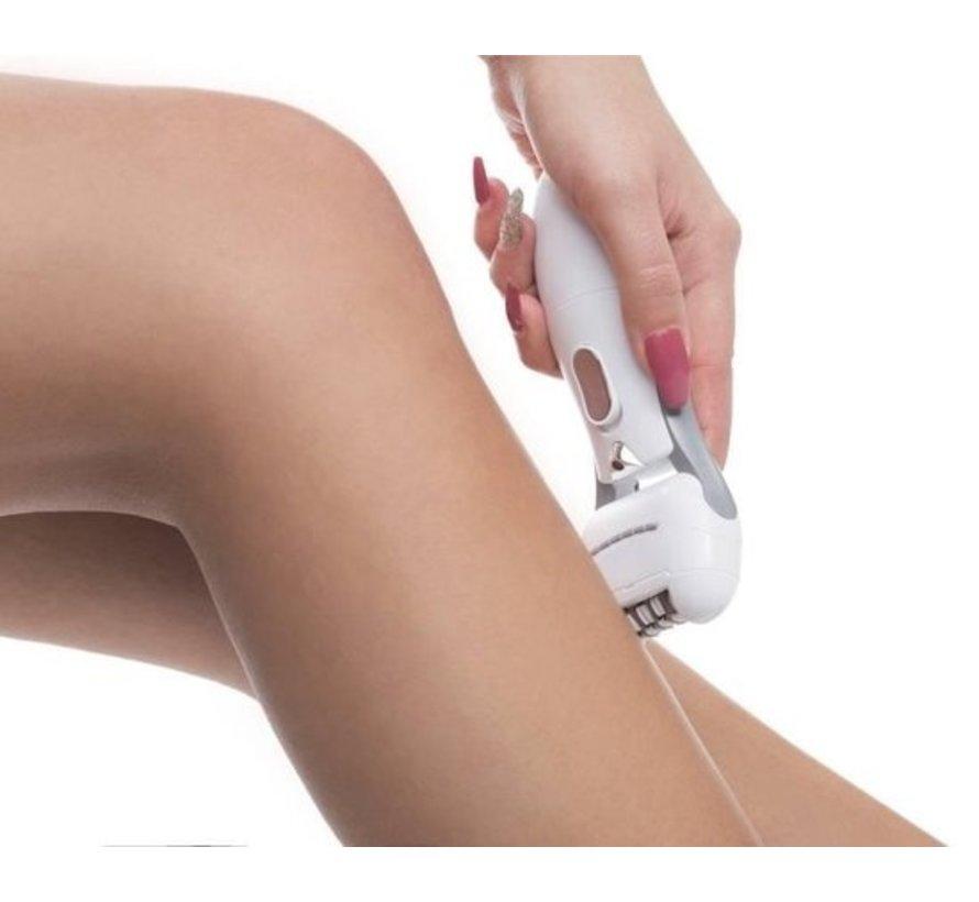 5-in-1 Beauty Handset- Scheren - Eelt verwijderen - Trimmen - Nagels