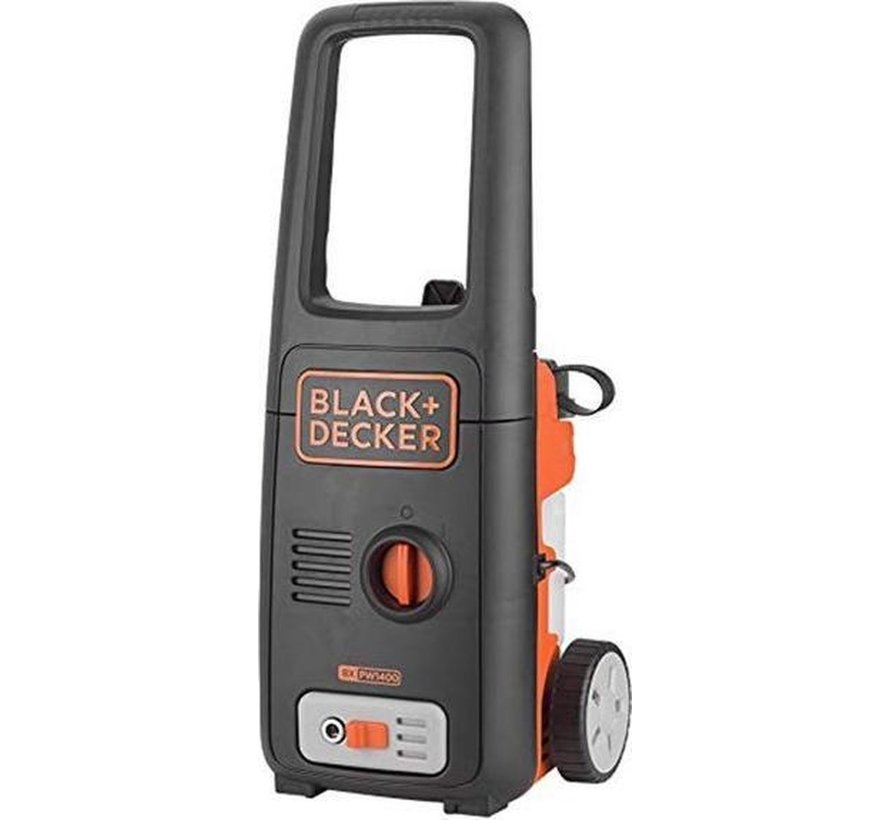 Black & Decker hogedrukreiniger - BXPW1400E-PE - 8 accessoires