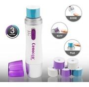 Cenocco Beauty Cenocco beauty CC-9022- elektrische manicure voor natuurlijke nagels en glanzend