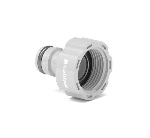 Cellfast Cellfast CF50-660 kraanaansluiting 1 inch