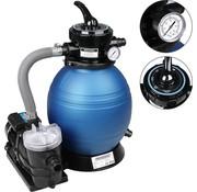 Deuba Zand filtersysteem 9.600 L/h met voorfilter