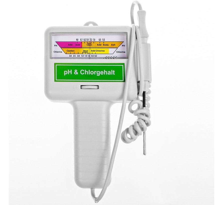 Deuba Watertester voor PH en chloor