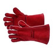 Busters Busters Leren Barbecue handschoenen maat 10 - tot 100 C° - 35 cm