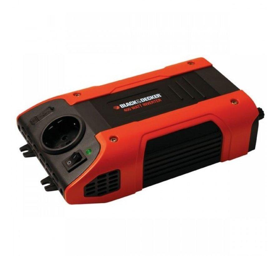 Black&Decker Omvormer 12V - 230V - 500W